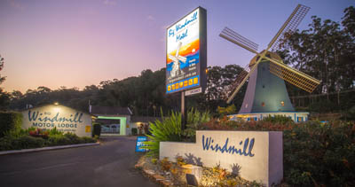 The Big Windmill Restaurant - 168 Pacific Highway Coffs Harbour NSW
